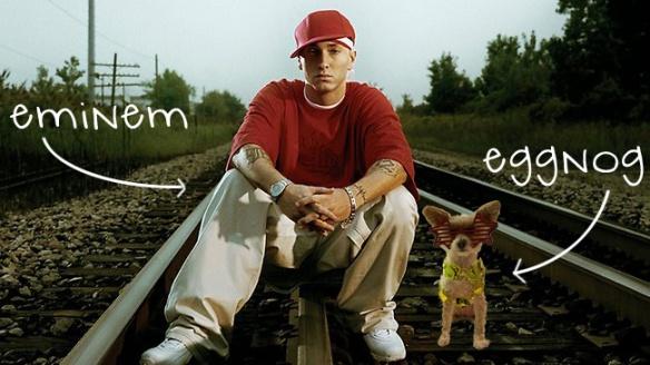 Eggnog-yNogg+Eminem-tracks