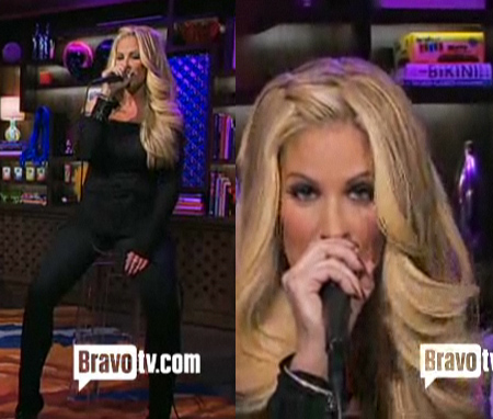 Kim Zolciak of the Atlanta Housewives. Image Credit: Bravo TV.